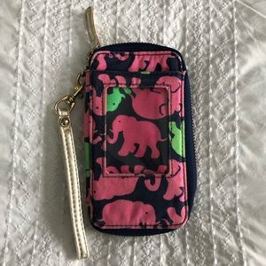 Lilly Pulitzer ID Wristlet